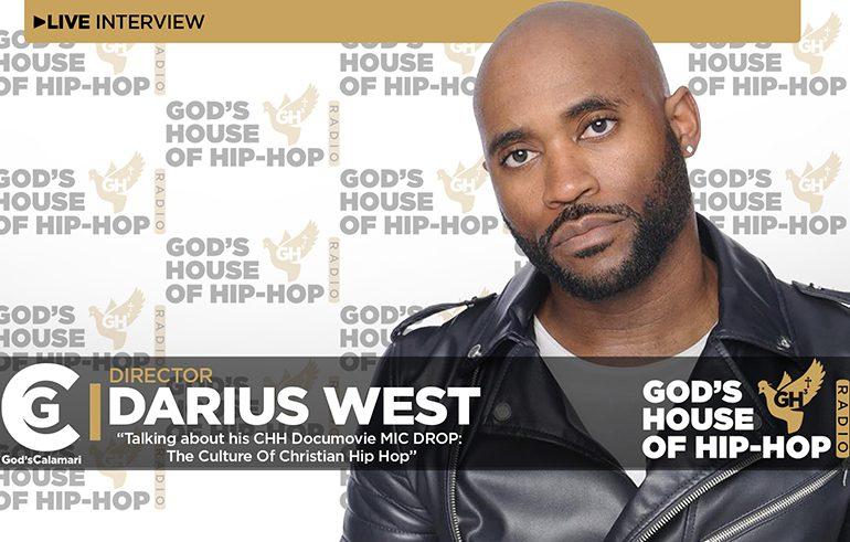 Darius West Interview