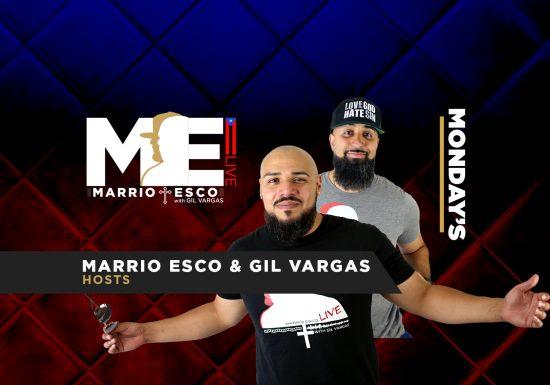 Marrio Esco Live