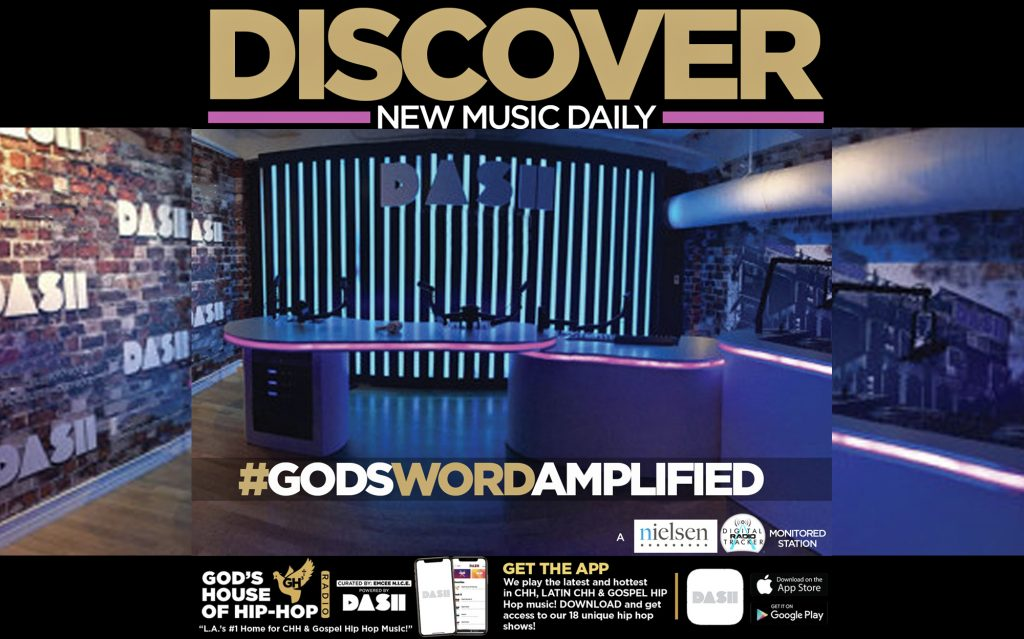 Discover God's House of Hip Hop