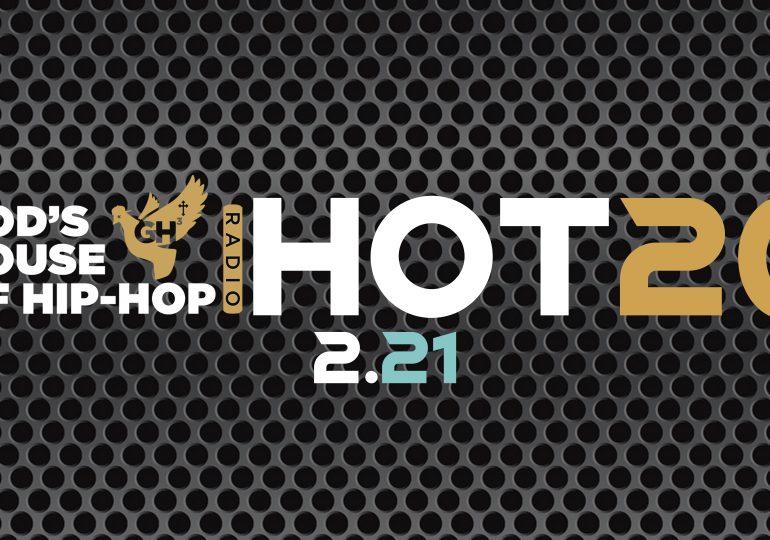 God's House of Hip Hop     Top 20