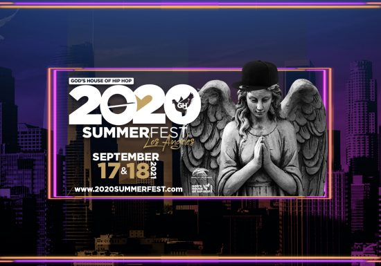 God's House of Hip Hop 20/20 Summer Fest 2021