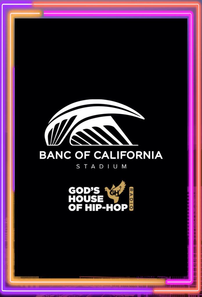 Gods House of Hip Hop 2020 Summer Fest ticket holder
